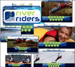 River Riders - Website and Online SEO Marketing Services